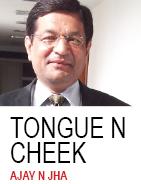 Ajay N Jha