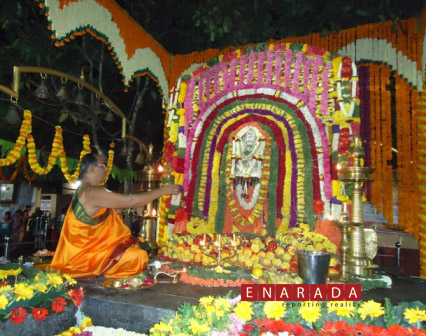 Moodappa Seve in Southedka Maha Ganapathi temple on February 3