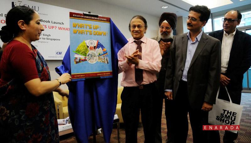 Book Launch in Singapore on September 12, 2014- Enarada.com