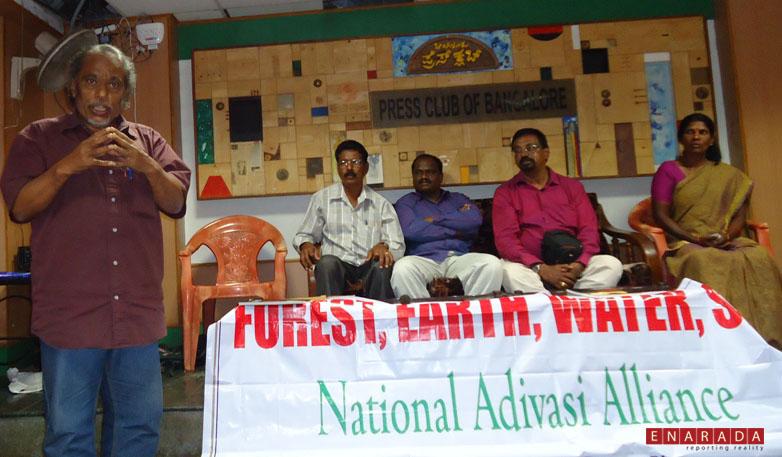 NAA press meet in Banalore, Oct 13, 2014