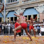 Vajra musti Kalaga in Mysore palace- Enarada.com