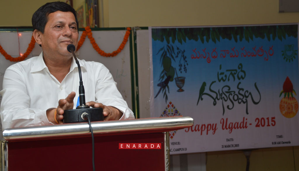 Achyuta Samanta, Founder, KIIT & KISS, March 21, 2015, Photo: en