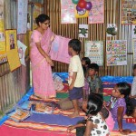 'Royal' education to tribal kids. Photo: WWW.ENARADA.COM