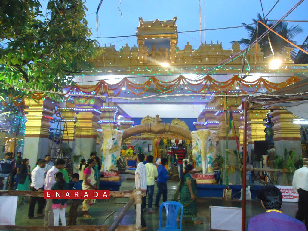 Hasanamba Temple. Photo: WWW.ENARADA.COM