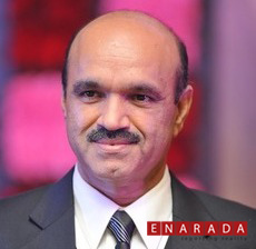 Dr. Bhujang Shetty, Ophthalmologist and chairman & managing director of Narayana Nethralaya.