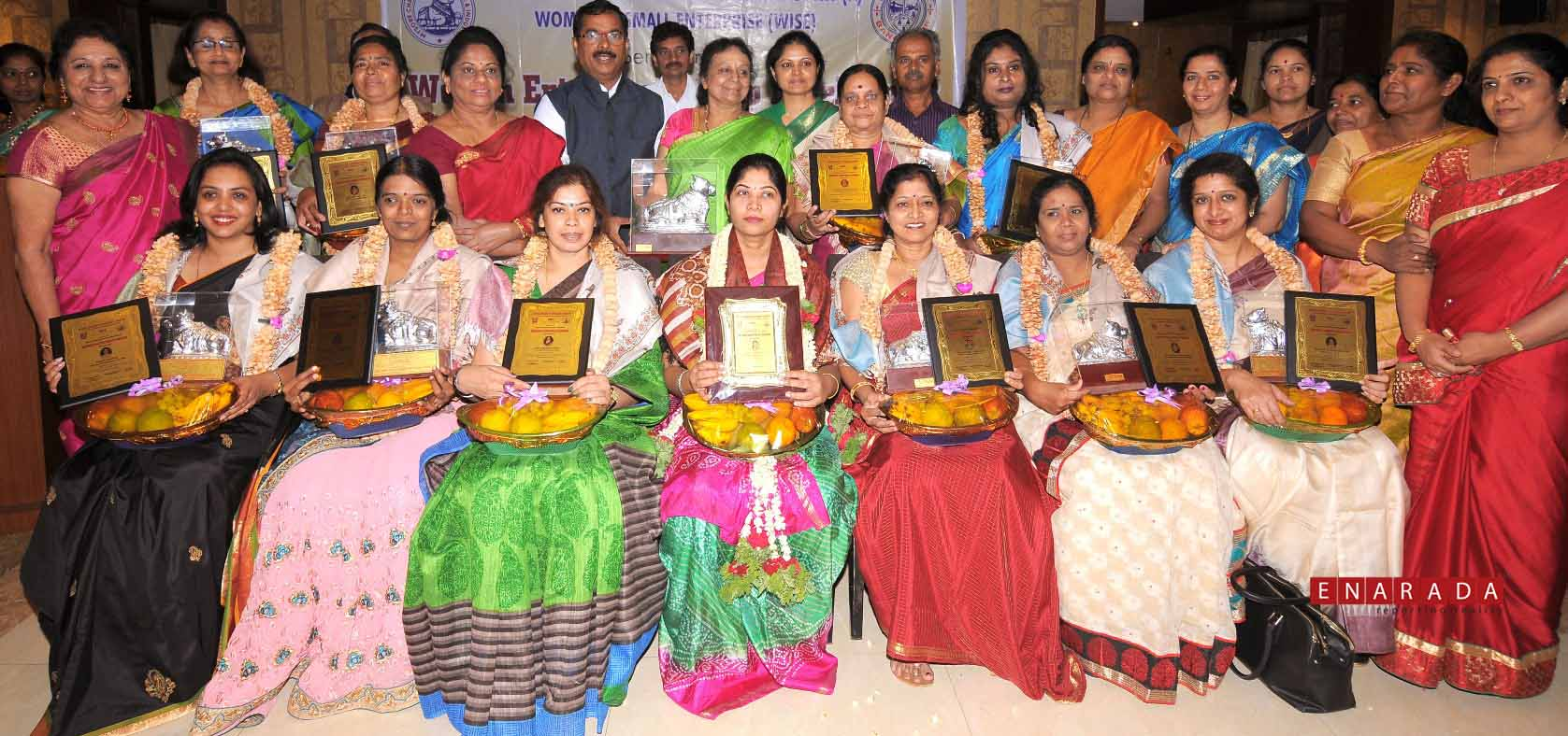 Talented women honoured in Mysuru