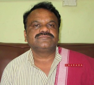 pichalli Srinivas. Photo by Enarada.com