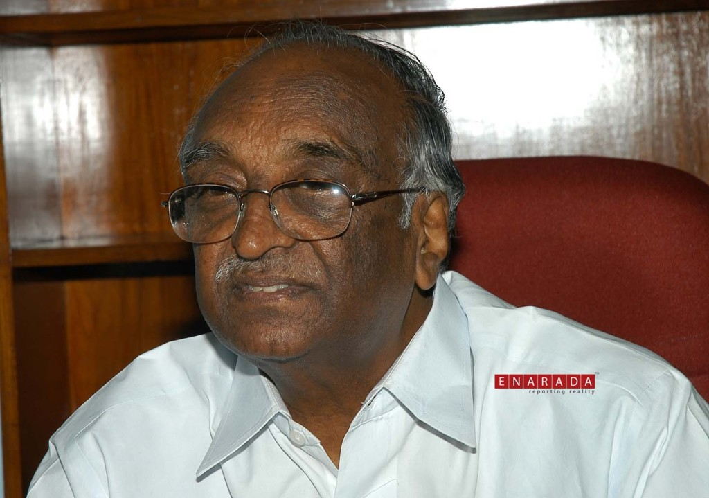 D.H.Shankarmurthy, Chairman, Karnataka Legislative Council