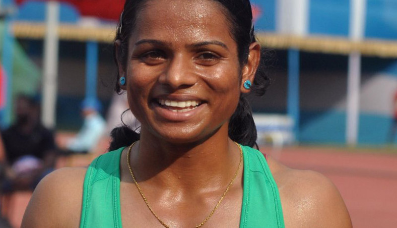 KIIT Girl Sprints into Rio Olympics Qualification