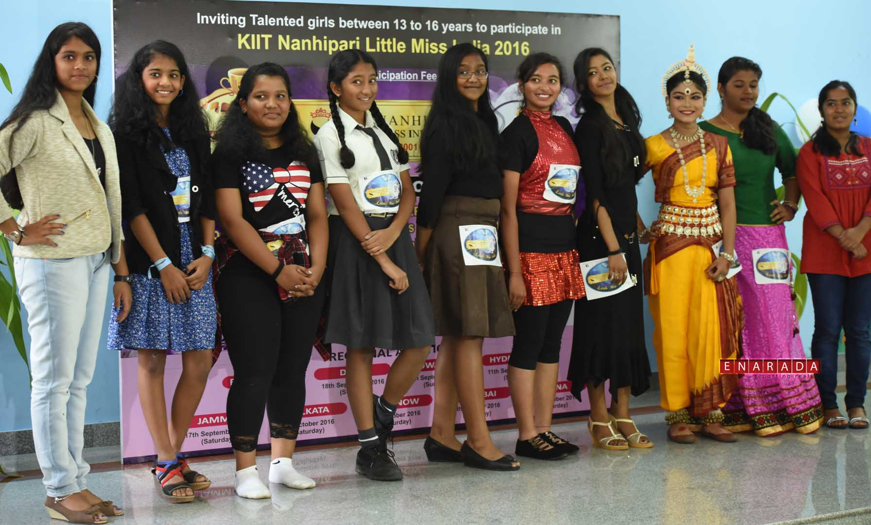 Teens steal the show @ KIIT Nanhipari 2016 Bengaluru Audition. e