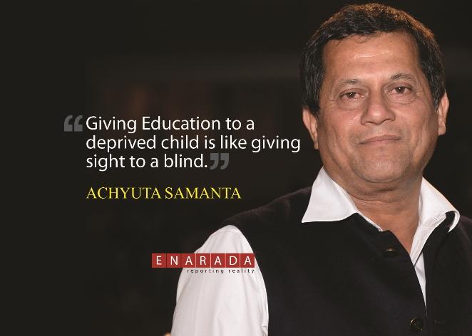 Never say quit: This is Dr Achyuta Samanta's secret to success