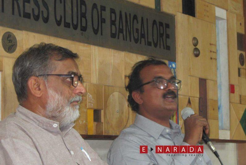 Naxals can never kill Gauri: Sirimane Nagaraj and Noor Sridhar