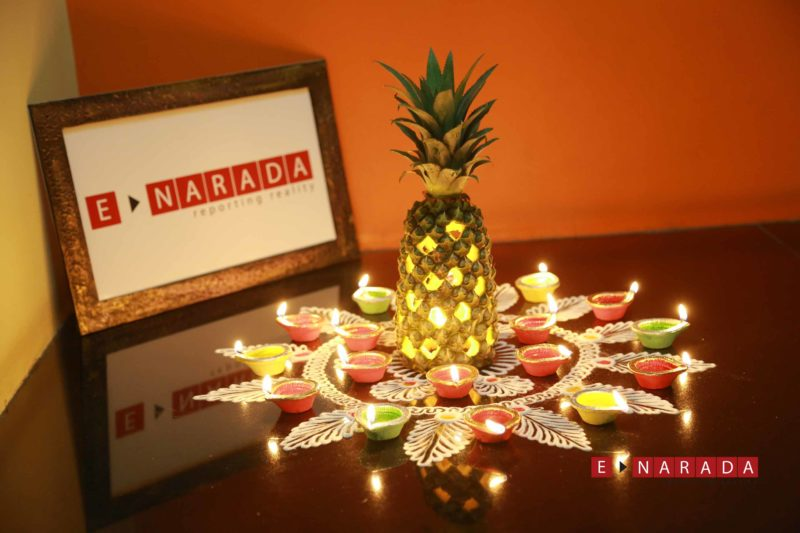 Celebrate Festivals/ Auspicious functions with FRUITS DIYAS
