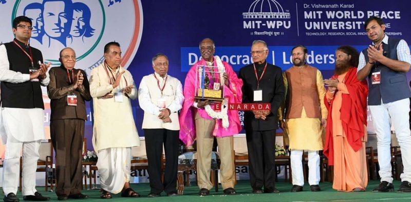 "DH Shankaramurthy is ""Ideal Speaker"""