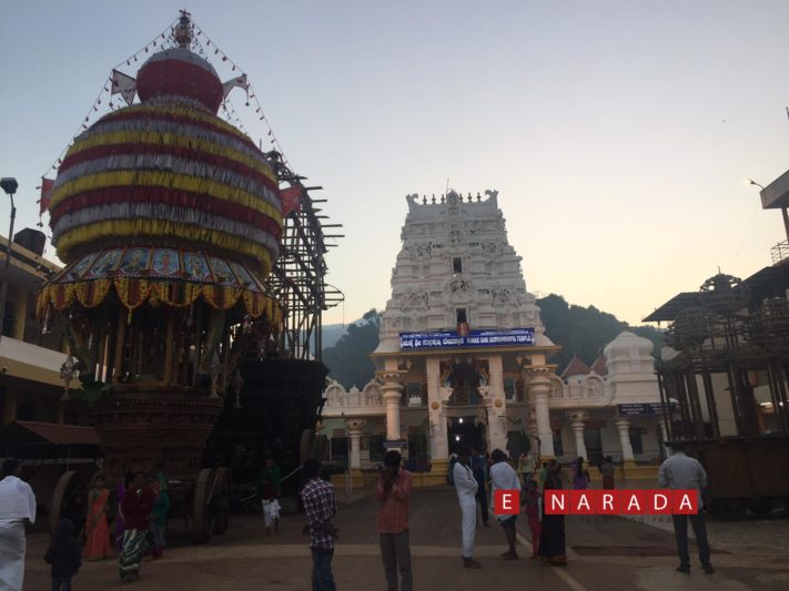 A day after lunar eclipse, Karnataka temples witness thin crowd