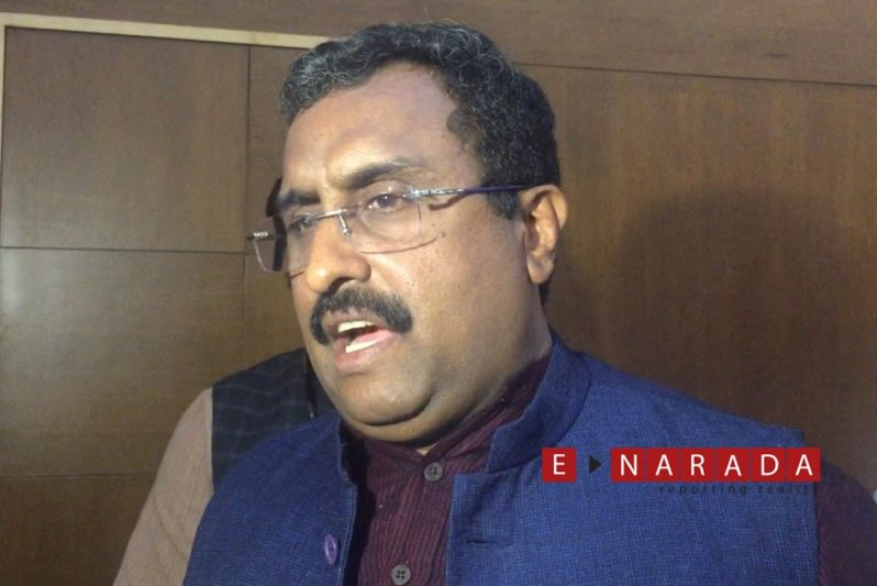 Indic thoughts are the best in the world, says Ram Madhav